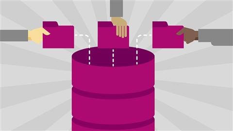 course illustration for MTA Database Fundamentals (98-364) Cert Prep: 1 Core Concepts