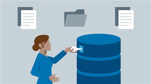 course illustration for Database Foundations: Administration