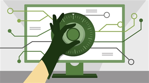 course illustration for Cybersecurity Foundations
