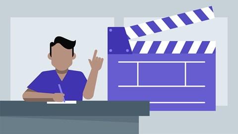 screenwriting online courses classes training tutorials on lynda