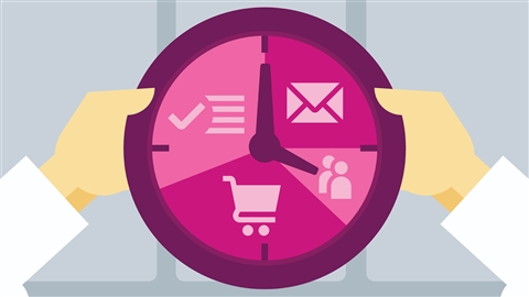 course illustration for Time Management Fundamentals