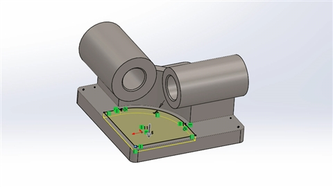 course illustration for Cert Prep: Certified SOLIDWORKS Professional