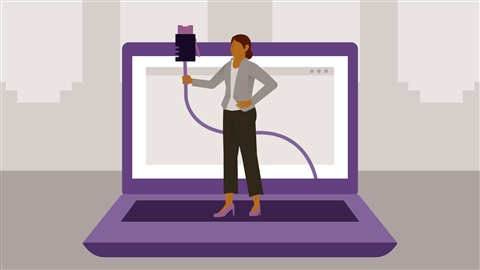 course illustration for Networking Foundations: Networking Basics