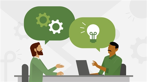 course illustration for Requirements Elicitation for Business Analysts: Interviews