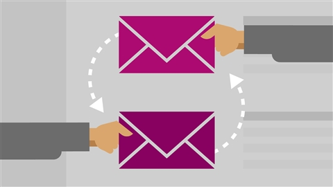 course illustration for Outlook 2016: Efficient Email Management