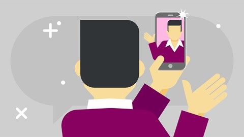 course illustration for Personal Branding on Social Media