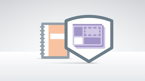 course illustration for Bootstrap 3 Essential Training