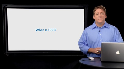 course illustration for Learning CSS