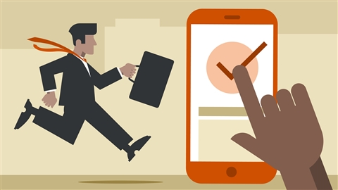 course illustration for Starting Your Career in the On-Demand Economy
