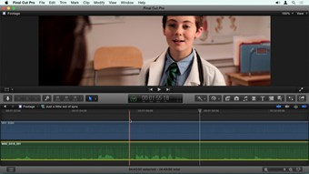 Final Cut Pro X 10 3 and 10 4 Essential Training