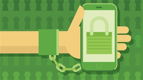 course illustration for Learning Mobile Device Security