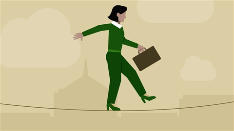 course illustration for Risk-Taking for Leaders