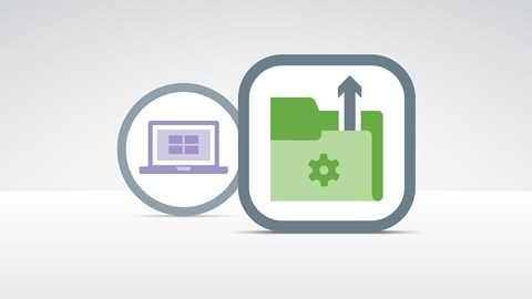 course illustration for Learning Windows 10 Deployment with Microsoft Deployment Toolkit 2013
