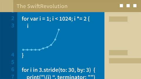 course illustration for Swift 2.0 Essential Training