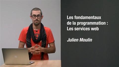 course illustration for Les fondements de la programmation : Les services web