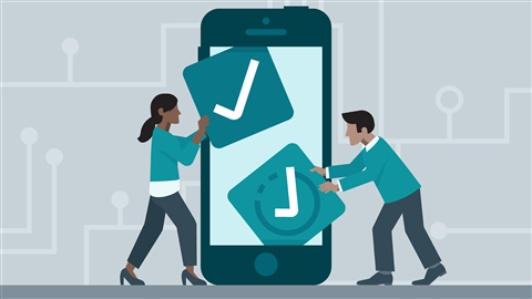 course illustration for Distributing iOS Applications Through the App Store
