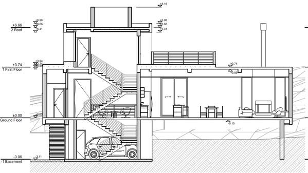 Understanding the ArchiCAD template
