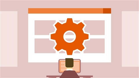 course illustration for Windows 10: Administration