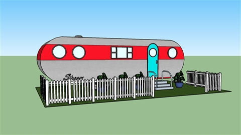 course illustration for SketchUp 2016 Essential Training