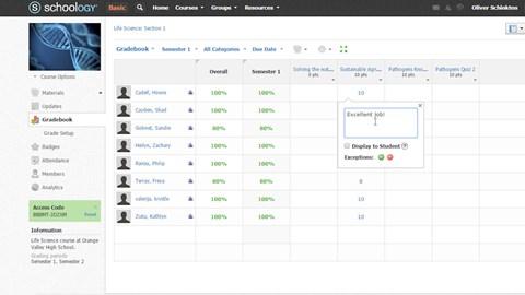 Online Clroom Software