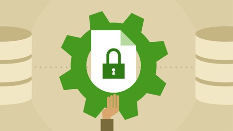 course illustration for Windows 10: Configure, Secure, and Manage Data