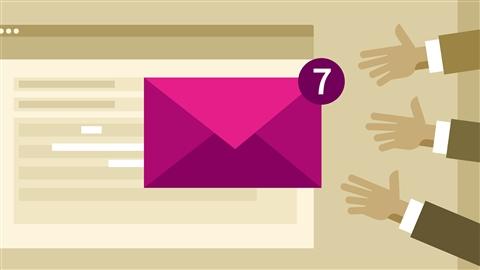 course illustration for Optimizing Marketing Emails
