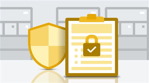 course illustration for CompTIA Security+ Exam Prep (SY0-401): Compliance and Operational Security