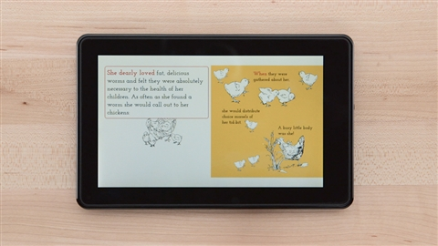 course illustration for Creating Fixed-Layout Ebooks for the Kindle
