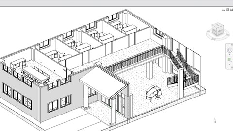 course illustration for Revit 2017: Essential Training for Architecture (Imperial)