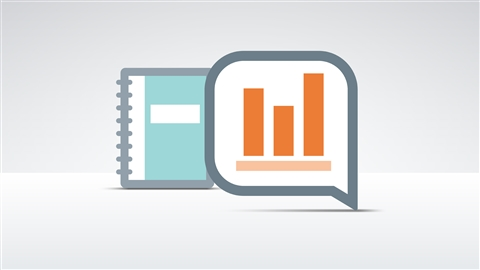 course illustration for Data Visualization: Storytelling