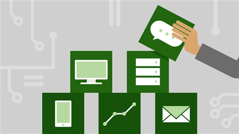 course illustration for Building Your Marketing Technology Stack