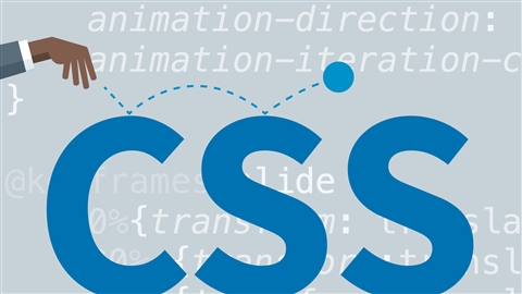 course illustration for CSS: Animation