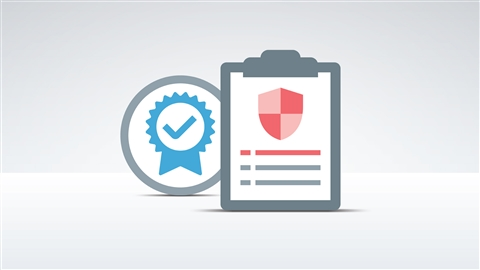 course illustration for CompTIA Security+ Cert Prep (SY0-401): The Basics