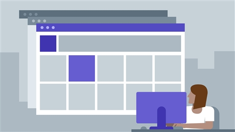 course illustration for Getting Work Done in Office 365