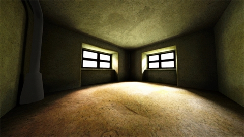course illustration for Blender: Interior Environments for Games