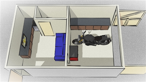 Designing The Ultimate Man Cave Or She Shed Design In SketchUp. Preview  Course