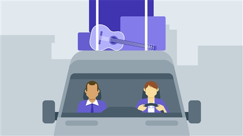 course illustration for An Insider's Guide to Today's Music Biz: 9 Touring