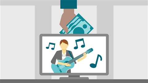 course illustration for An Insider's Guide to Today's Music Biz: 8 Music Publishing