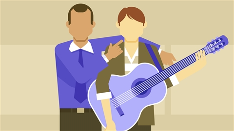 course illustration for An Insider's Guide to Today's Music Biz: 5 Managers