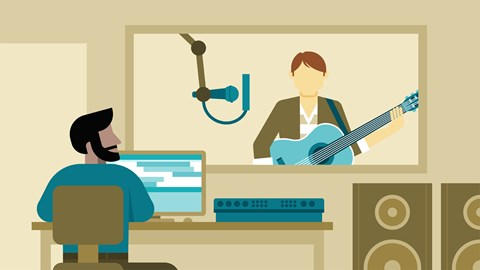 course illustration for An Insider's Guide to Today's Music Biz: 4 Building a Professional Team