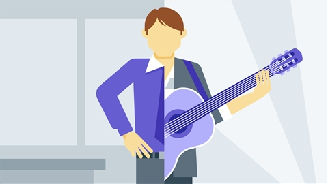 course illustration for An Insider's Guide to Today's Music Biz: 3 Treating Your Career as a Business