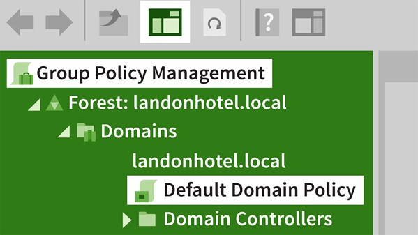 Windows Server 2012 R2: Manage Group Policy