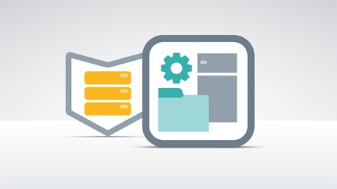 course illustration for Windows Server 2012 R2: Configure and Manage Active Directory