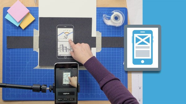 UX: Mobile Prototyping