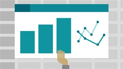 course illustration for Excel Statistics Essential Training: 2 (2016)