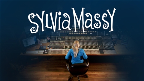 course illustration for Sylvia Massy: Unconventional Recording