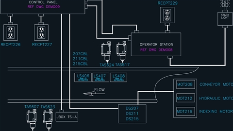 AutoCAD Electrical Essential Training (2016)