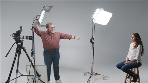 course illustration for Learning Video Lighting