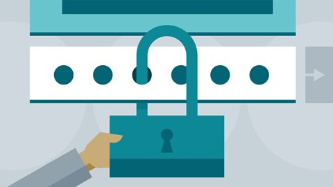 course illustration for Windows 10: Manage Identity