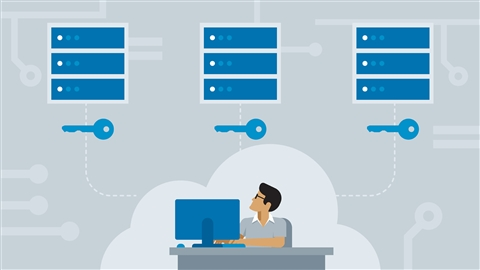 course illustration for Windows Server 2012 R2: Configure a Network Policy Server Infrastructure
